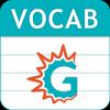 Icona Vocabulary Builder inglese per GRE® e tutte esami