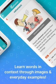 Ultimate Vocabulary Prep for English, GRE® & exams スクリーンショット 1