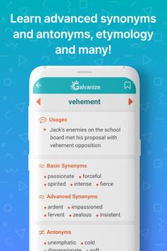 Ultimate Vocabulary Prep for English, GRE® & exams スクリーンショット 6