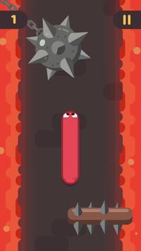 Worm Run! screenshot 3