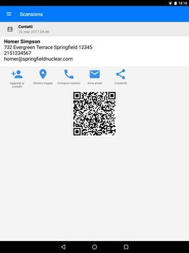 17 Schermata QR & Barcode Scanner