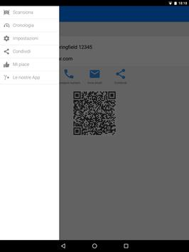 22 Schermata QR & Barcode Scanner