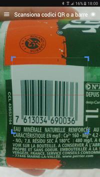 4 Schermata QR & Barcode Scanner
