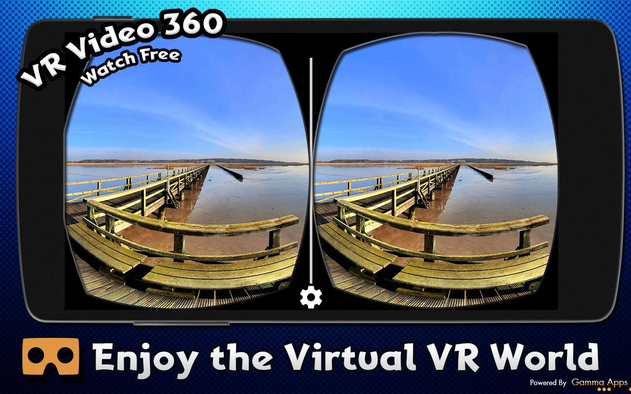 Vr Video Player - 3D 360 Videos Watch ...