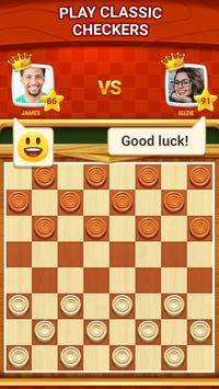 Checkers Online - Quick Checkers poster