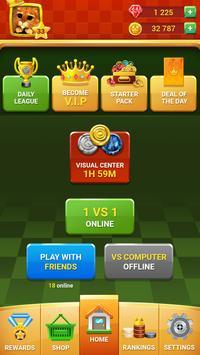 Checkers Online - Quick Checkers screenshot 1