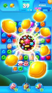 Candy Pop Story تصوير الشاشة 1