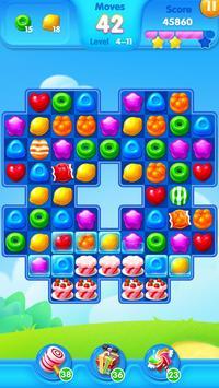 Candy Pop Story تصوير الشاشة 6