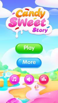 Candy Pop Story تصوير الشاشة 7