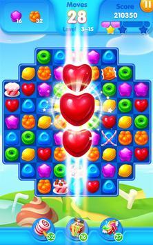 Candy Pop Story تصوير الشاشة 8