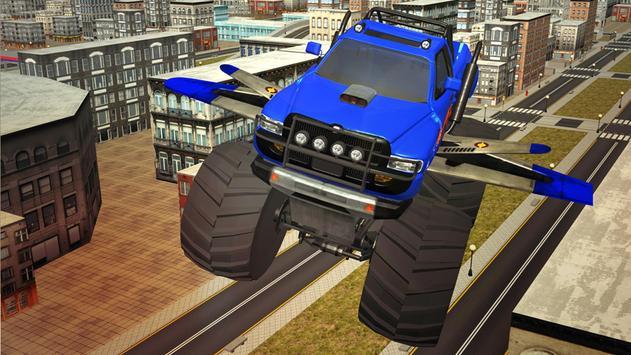 Flying Truck Pilot Driving 3D screenshot 10