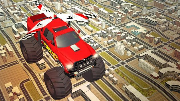 Flying Truck Pilot Driving 3D screenshot 1