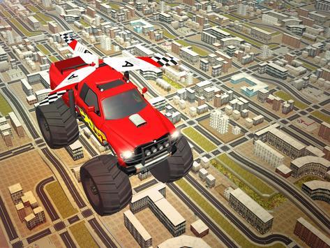 Flying Truck Pilot Driving 3D screenshot 5