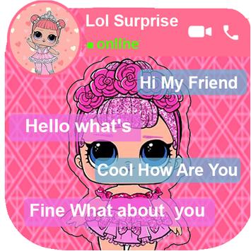 Chat With Surprise Dolls lol - Simulation screenshot 3