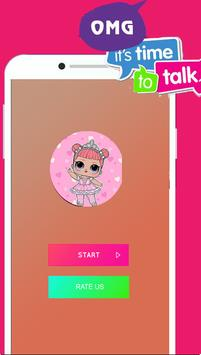 Chat With Surprise Dolls lol - Simulation screenshot 4