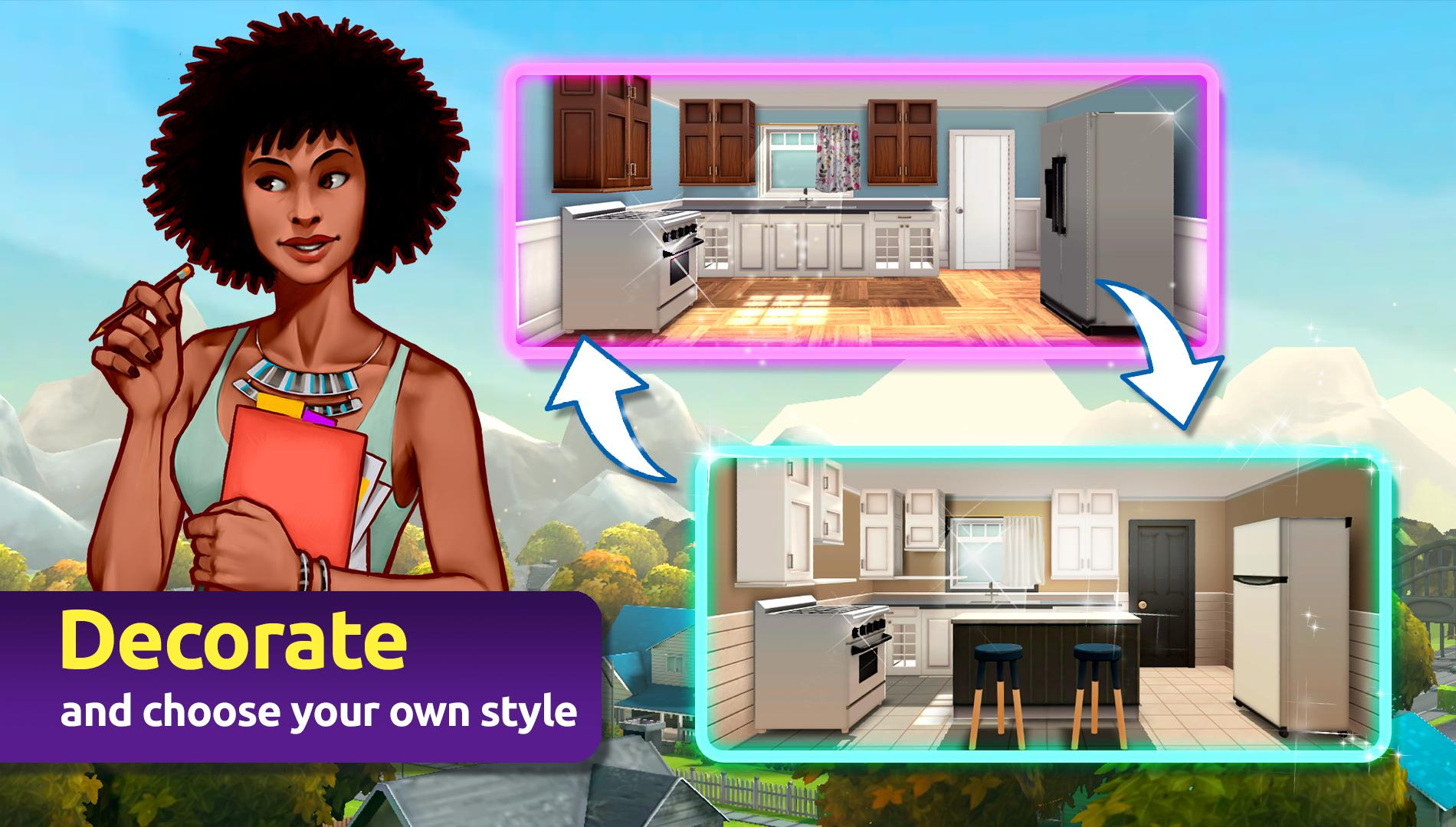 Holly S Home Design Renovation Dreams For Android Apk Download