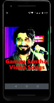 Gaman Santhal All Video Songs poster