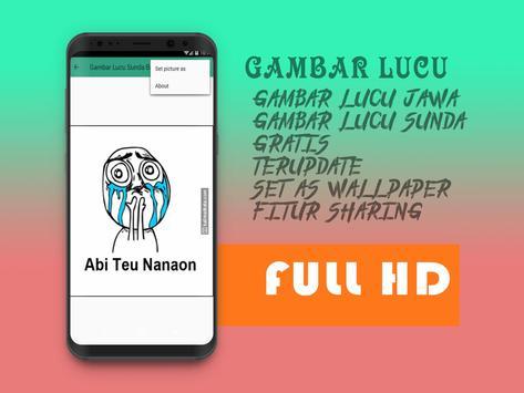Gambar Lucu Bahasa Jawa Sunda screenshot 3