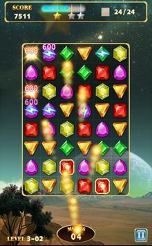 Jewels Star 3 screenshot 2