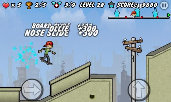 Skater Boy screenshot 1