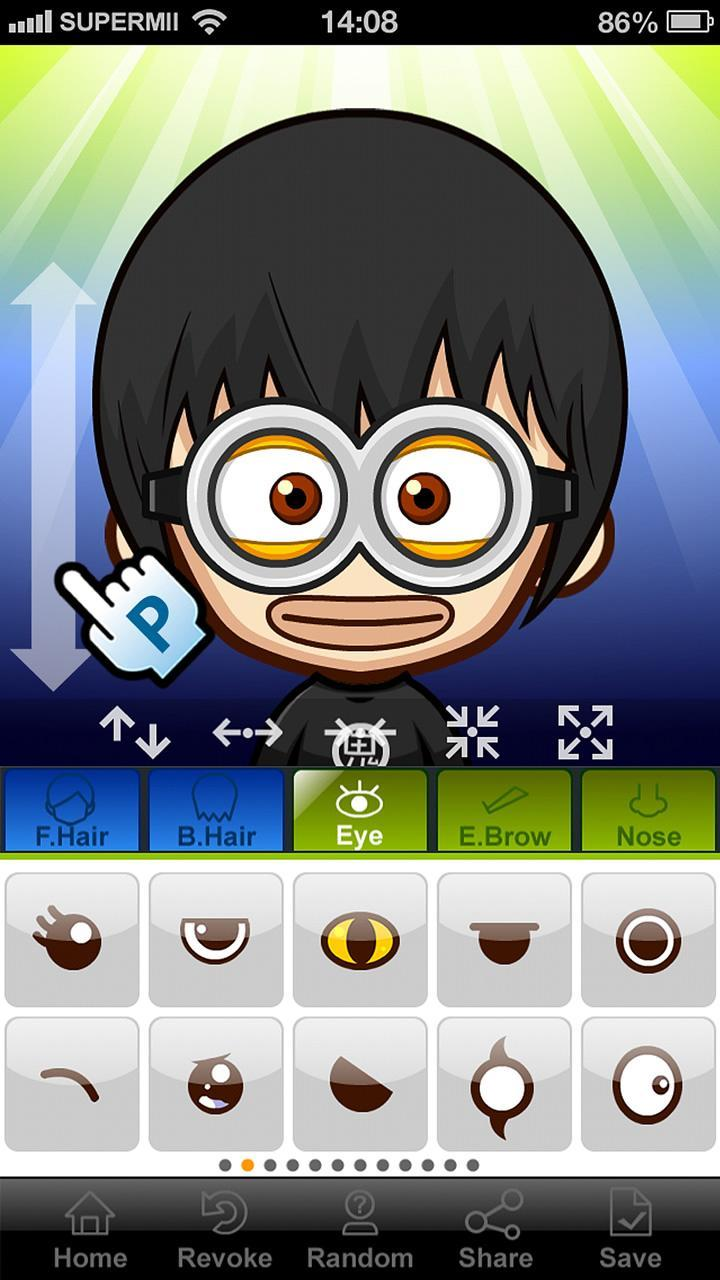 SuperMii- Make Comic Sticker for Android - APK Download