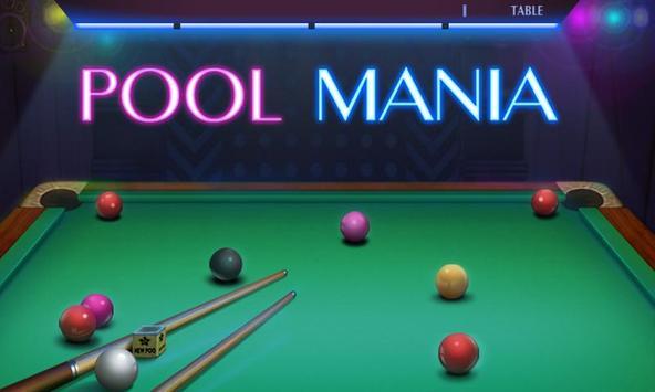 Pool Mania الملصق