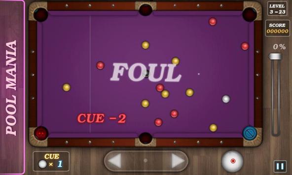 Pool Mania تصوير الشاشة 3