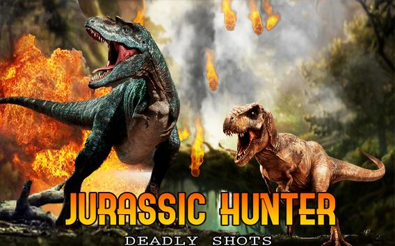 Best Dinosaur Hunter : Jurassic Survival Shooting screenshot 10