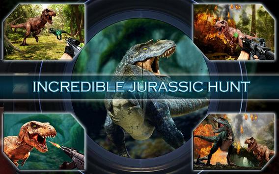 Best Dinosaur Hunter : Jurassic Survival Shooting screenshot 4