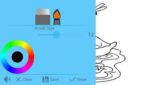 Learning Coloring Game for Kid screenshot 7