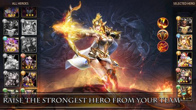 Trials of Heroes स्क्रीनशॉट 11