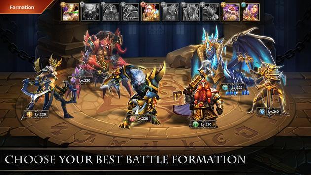 Trials of Heroes स्क्रीनशॉट 9