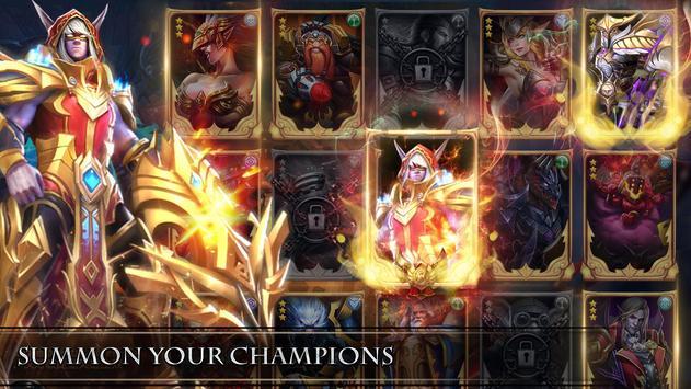 Trials of Heroes स्क्रीनशॉट 1