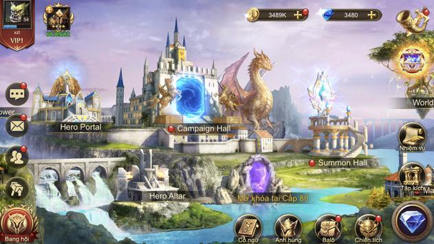 Trials of Heroes ảnh chụp màn hình 6