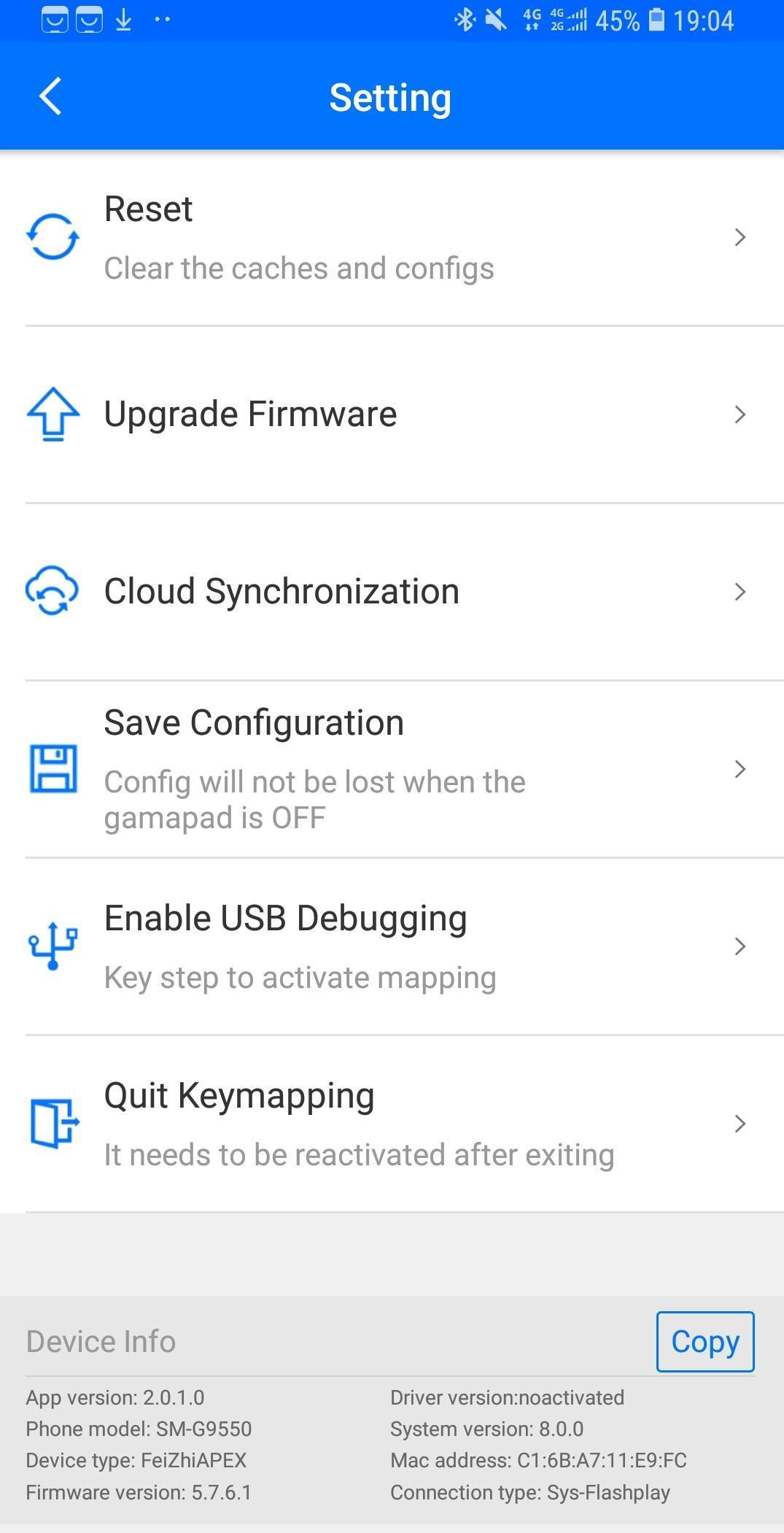 Flydigi Game Center for Android - APK Download