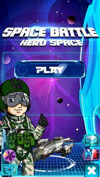 New Space Battle: Hero Space! poster