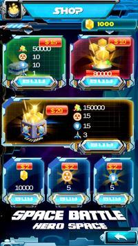 New Space Battle: Hero Space! screenshot 1