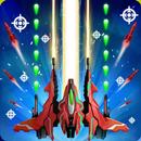 Guerras espaciais: jogo de tiro de nave espacial APK