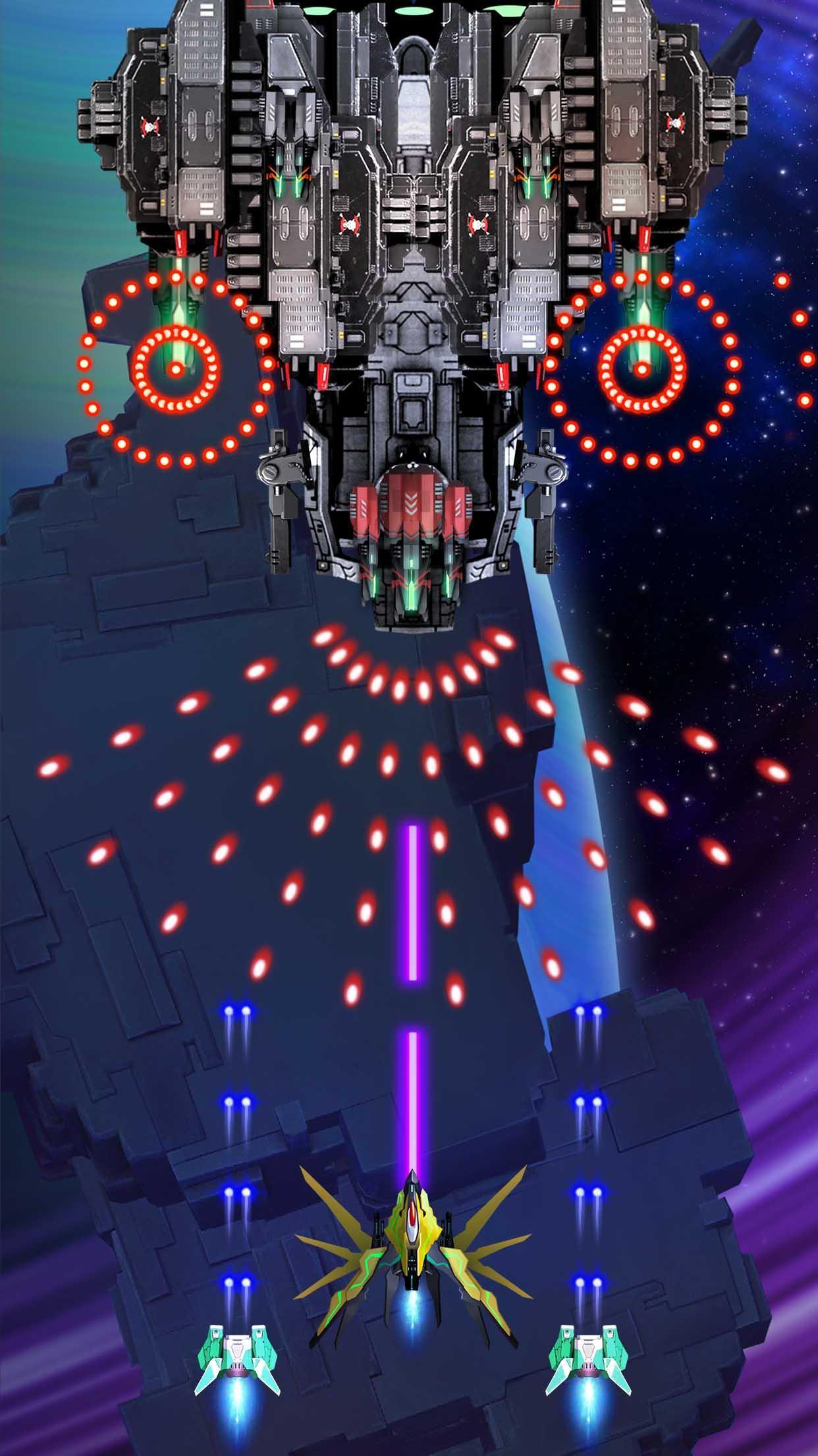 Android Icin Uzay Savaslari Uzay Gemisi Oyun Cekim Apk Yi Indir