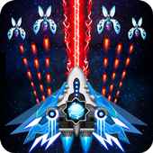 Space shooter - Galaxy attack - Galaxy shooter أيقونة