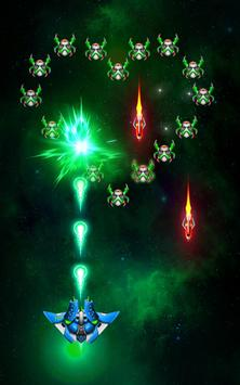 Space shooter - Galaxy attack - Galaxy shooter تصوير الشاشة 16