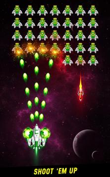 Space shooter - Galaxy attack - Galaxy shooter تصوير الشاشة 12