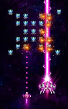 Space shooter - Galaxy attack - Galaxy shooter تصوير الشاشة 7