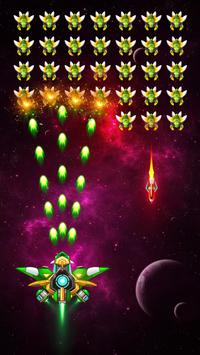Space shooter - Galaxy attack - Galaxy shooter Plakat
