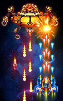 Space shooter - Galaxy attack - Galaxy shooter Screenshot 17