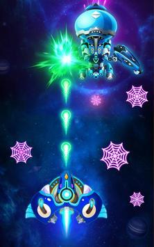 Space shooter - Galaxy attack - Galaxy shooter Screenshot 19
