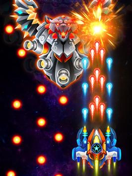 Space shooter - Galaxy attack - Galaxy shooter Screenshot 13