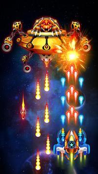 Space shooter - Galaxy attack - Galaxy shooter Screenshot 1