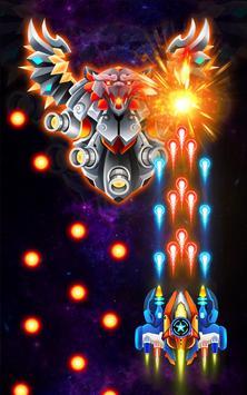 Space shooter - Galaxy attack - Galaxy shooter Screenshot 21