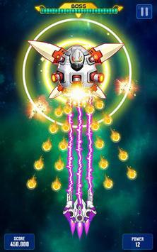 Space shooter - Galaxy attack - Galaxy shooter captura de pantalla 1